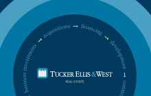 Tucker Ellis Real Estate Brochure